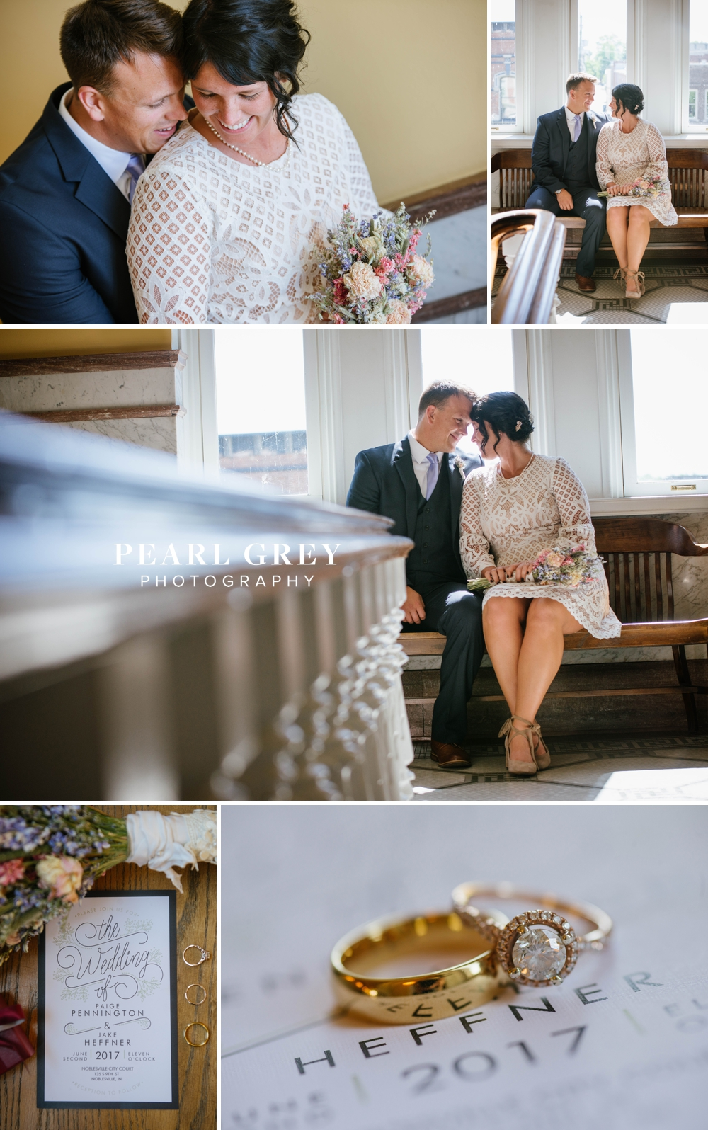NoblesvilleCourthouseWedding 6